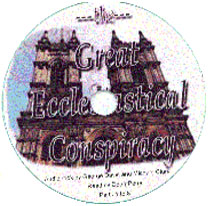 The Great Ecclesiastical Conspiracy CD